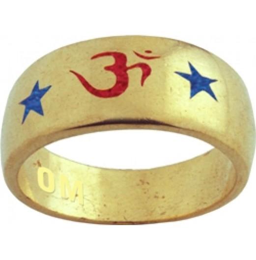 Zodiac Power Om Ring
