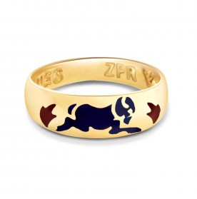 Zodiac Power Ring - Aries