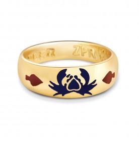 Zodiac Power Ring - Cancer