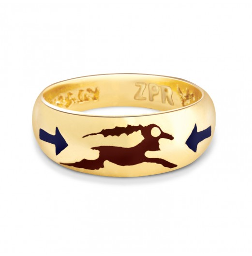 Zodiac Power Ring - Capricorn