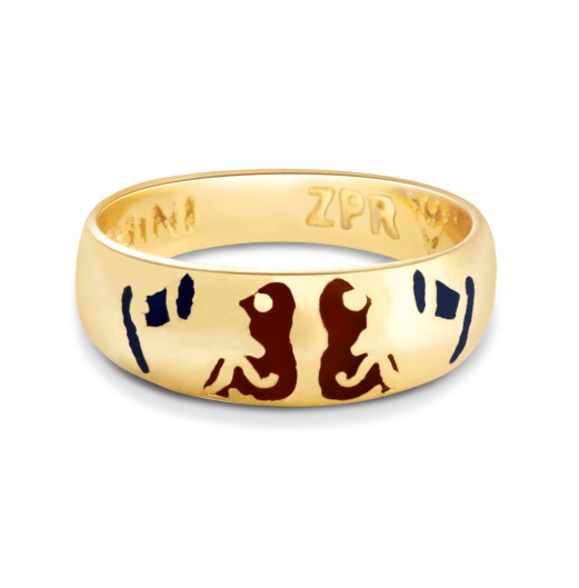 Zodiac Power Ring - Gemini