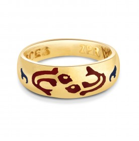 Zodiac Power Ring - Pisces