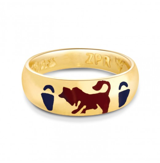 Zodiac Power Ring - Taurus