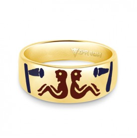 Zodiac Rashi Power Ring - Gemini