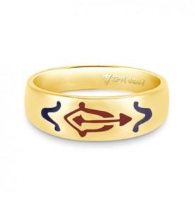 Zodiac Rashi Power Ring - Sagittarius