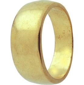 Zodiac Power Plain Ring
