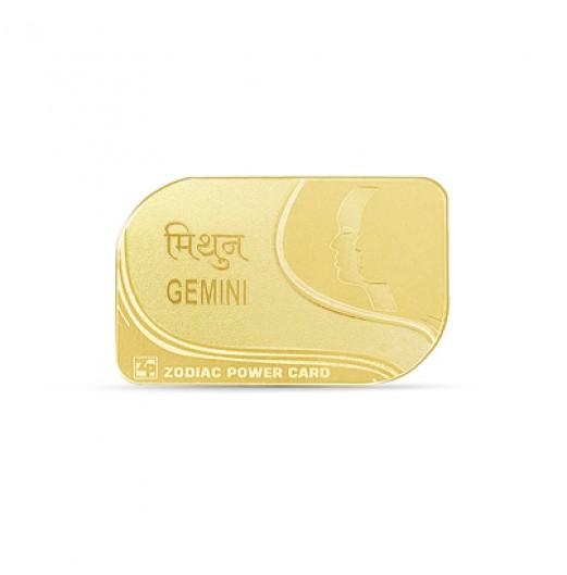 Zodiac Power Card - Gemini